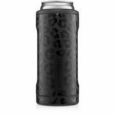 Hopsulator Slim Cooler- Onyx Leopard