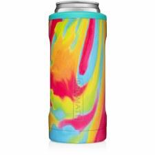 Hopsulator Slim Cooler- Tie Dye