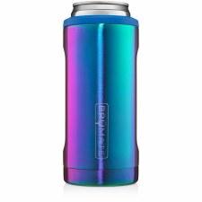 Hopsulator Slim Cooler- Rainbow Titanium