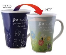 Color Changing Story Mug- Hope
