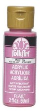 FolkArt 2 Oz. Acrylic Paint- Hot Pink