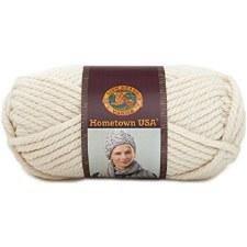 Hometown USA Yarn- Houston Cream
