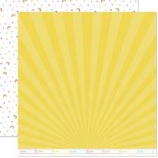 Hello Sunshine Remix 12x12 Paper- April