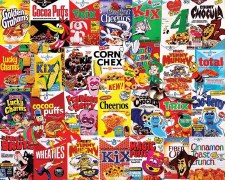 I Love Cereal - 300 Piece Puzzle