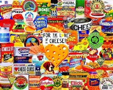 I Love Cheese - 1,000 Piece Puzzle