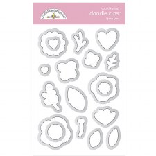 Love Notes Stamp/Dies- I Pick You Doodle Cuts