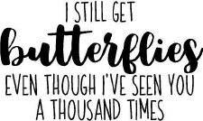 """I Still Get Butterflies"" Vinyl"