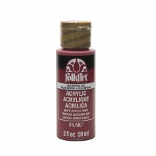 FolkArt 2 Oz. Acrylic Paint- Imperial Red