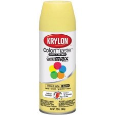 ColorMaster In/Out 12oz Gloss Spray Paint- Bright Idea