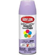 ColorMaster In/Out 12oz Gloss Spray Paint- Gum Drop