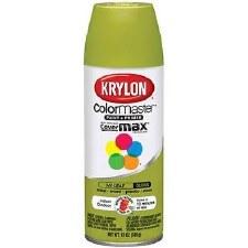 Krylon Indoor/Outdoor 12oz Spray Paint- Gloss, Ivy Leaf