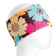 Infinity Bandana- Brown Floral