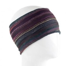 Infinity Bandana- Dark Stripes