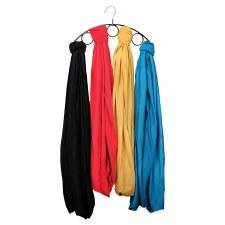 Infinity Scarves 4pk w/ Hanger