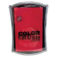 Color Crush Pigment Ink Pad- Red