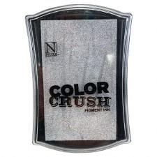 Color Crush Pigment Ink Pad- Silver