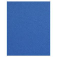 8.5x11 Blue Cardstock- Intense Cobalt