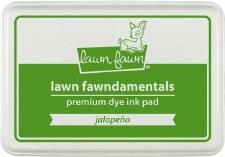 Lawn Fawn Premium Dye Ink- Jalapeno