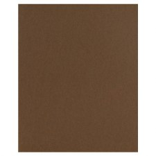 8.5x11 Brown Cardstock- Java Bean