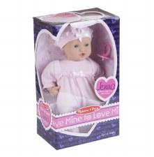 "Melissa & Doug Mine to Love 12"" Doll- Jenna"