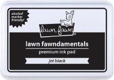 Lawn Fawn Premium Ink- Jet Black
