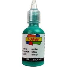 Scribbles Writer, 1 oz- Crystal Gel- Jewel Green