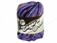 Sugar 'n Cream Yarn- #201 Jewels Ombre