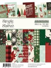 Jingle All the Way 6x8 Paper Pad