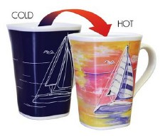 Color Changing Story Mug- Journey