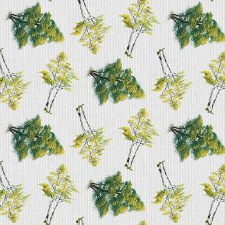 Joy of Painting Bolted Fabric- Trees