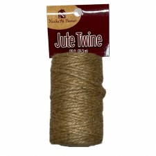 Jute Twine Natural 120ft