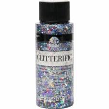 FolkArt Glitterific Glitter Paint, 2 oz- Kaleidescope