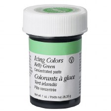 Icing Color, 1oz- Kelly Green