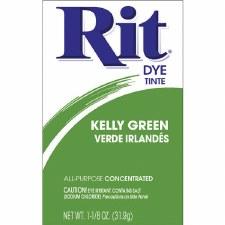 Rit Powder Dye - Kelly Green