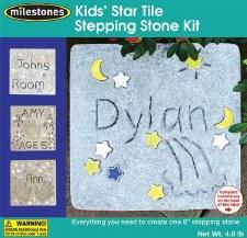 Stepping Stone Kit- Kid's Star Tile