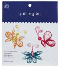 Quilling Kit- Butterflies