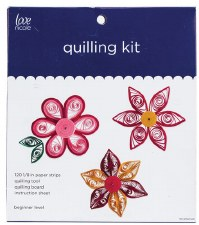 Quilling Kit- Flowers