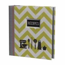 CR Gibson Kitchen Gear Recipe Binder