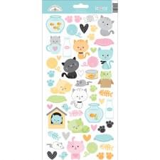 Kitten Smitten Stickers- Icons