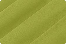 "Cuddle Fleece, 60""- Greens- Kiwi"