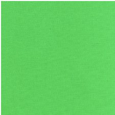 "Kona Cotton 44"" Fabric- Greens- Kiwi"
