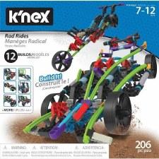 K'Nex Rad Rides