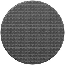 Pop Sockets- Knurled Texture Black