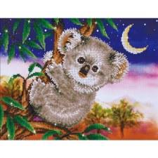 Diamond Facet Art Kit- Koala Snack