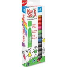 Kwik Stix Solid Tempera Paint, 12pk- Classic