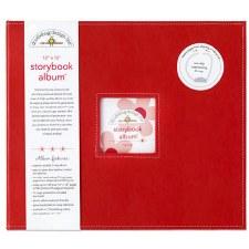 Doodlebug 12x12 Storybook 3-Ring Album- Ladybug