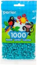 Perler Beads 1000 piece- Lagoon