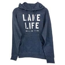 Lake Life Hoodie- Small