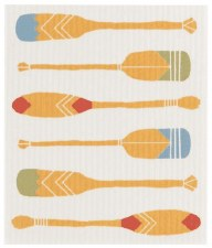 Swedish Dishcloth- Lake Life