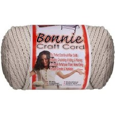 Bonnie 4mm Craft Cord- Lamb's Wool